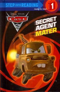 Secret Agent Mater - Melissa Lagonegro
