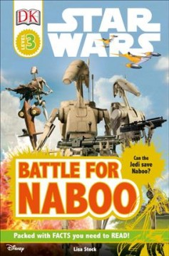 Star Wars, battle for Naboo - Lisa Stock