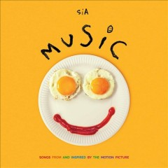 Music : songs from and inspired by the motion picture - performer.composer Sia(Singer)