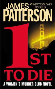 1st to die : a novel - James Patterson