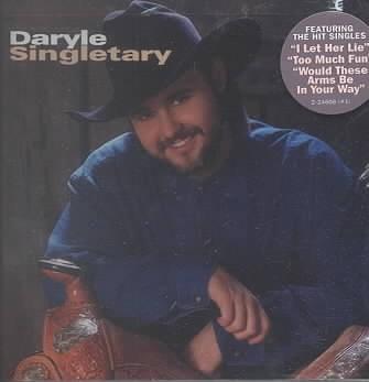 Daryle Singletary. - Daryle Singletary