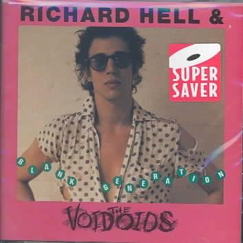 Blank generation - Richard Hell