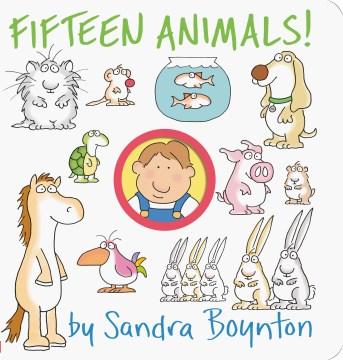 Fifteen animals! - Sandra Boynton