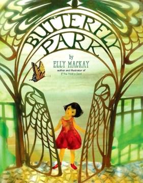 Butterfly park - Elly MacKay