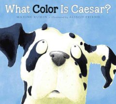 What Color Is Caesar? (Tumblebook) - Maxine Kumin