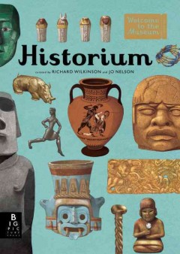 Historium - Jo Nelson