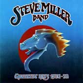 The Steve Miller Band greatest hits 1974-78 -  Steve Miller Band