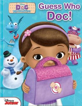 Doc McStuffins. Guess who, Doc! - Matt Mittner