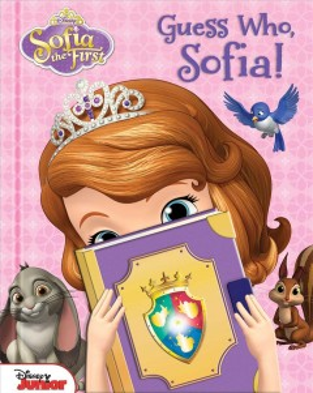 Guess who, Sofia! - Elizabeth Bennett