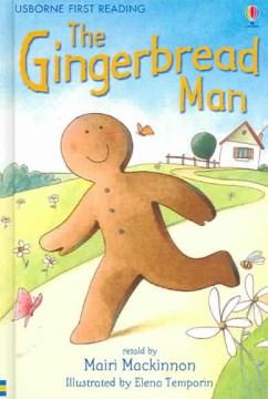 The gingerbread man - Mairi Mackinnon