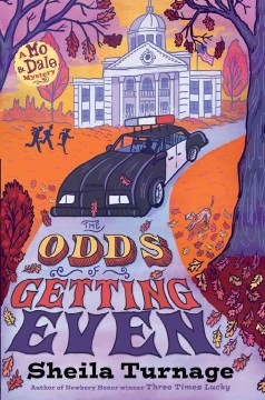 The odds of getting even - Sheila Turnage