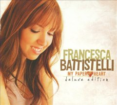 francesca battistelli my paper heart Great christian artist enjoy i do not own contents of this video.