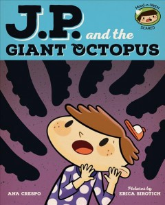 J.P. and the giant octopus - Ana Crespo