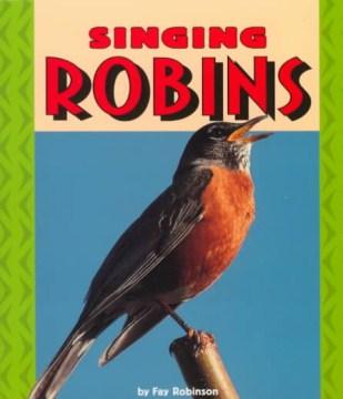 Singing robins - Fay Robinson