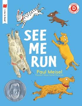 See me run - Paul Meisel