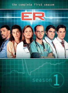ER : the complete first season [4-disc set]