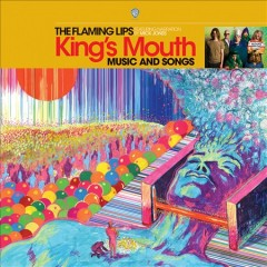 King's mouth - performer Flaming Lips (Musical group)