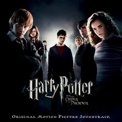 Harry Potter and the Order of the Phoenix : original motion picture soundtrack