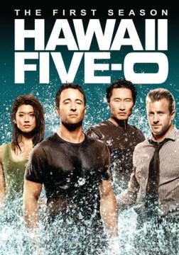 Hawaii Five-0 : the first season [6-disc set].
