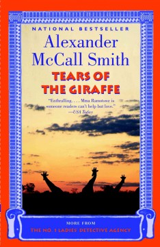 Tears of the giraffe - Alexander McCall Smith