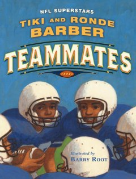 Teammates (Tumblebook) - Tiki Barber