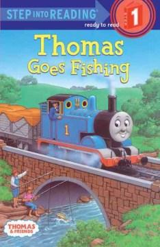 Thomas goes fishing - W Awdry
