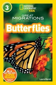 Great migrations. butterflies - Laura F Marsh