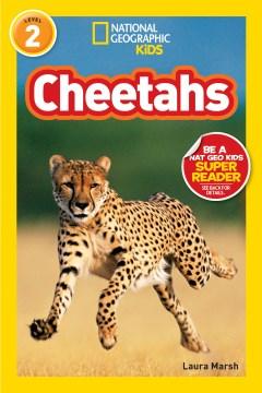 Cheetahs - Laura F Marsh