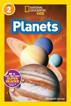 Planets - Elizabeth Carney