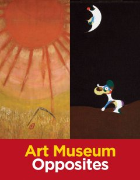 Art museum opposites - Katy Friedland