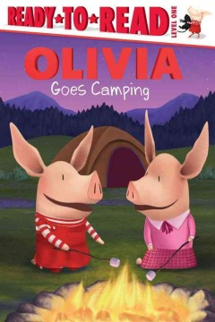 Olivia goes camping - Alex Harvey