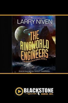 The Ringworld engineers - Larry Niven