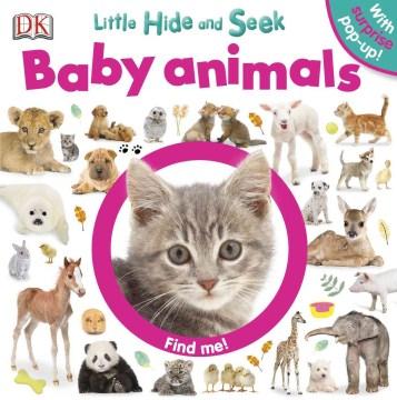 Little hide and seek baby animals - Charlie Gardner