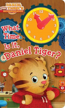 What time is it, Daniel Tiger? - Maggie Testa