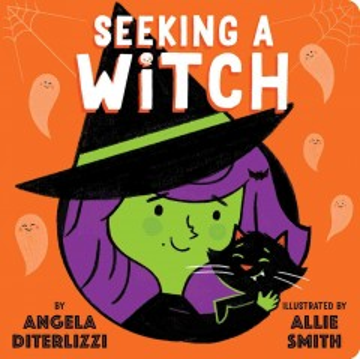 Seeking a witch - Angela DiTerlizzi
