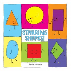 Starring shapes! - Tania Howells