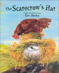 The scarecrow's hat - Ken (Ken James) Brown