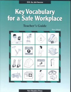 Key Vocabulary for a Safe Workplace - Harry Ringel