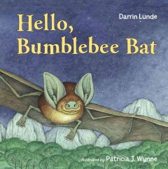 Hello, Bumblebee Bat! (Ages 5-7) - Darrin P Lunde