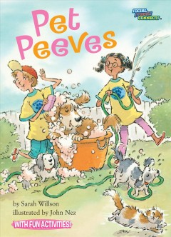 Pet peeves (Tumblebook) - Sarah Willson