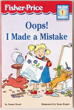 Oops! I made a mistake - Susan Hood