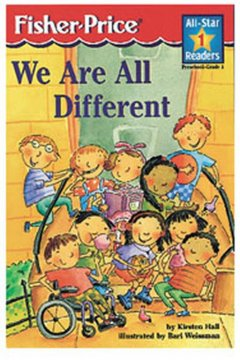 We are all different - Kirsten Hall