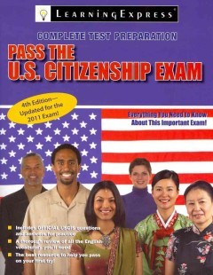 Pass the U.S. citizenship exam.
