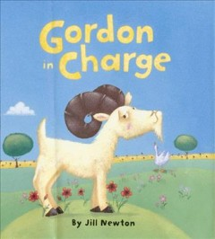 Gordon in charge - Jill Newton