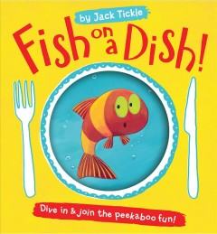 Fish on a dish! - Jack Tickle