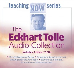 The Eckhart Tolle audio collection - Eckhart Tolle