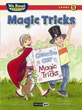 Magic tricks - Sindy McKay