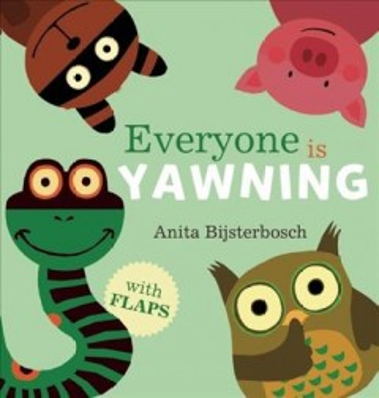 Everybody is yawning - Anita Bijsterbosch