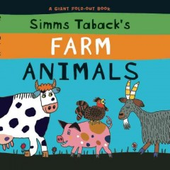 Simms Taback's farm animals. - Simms Taback