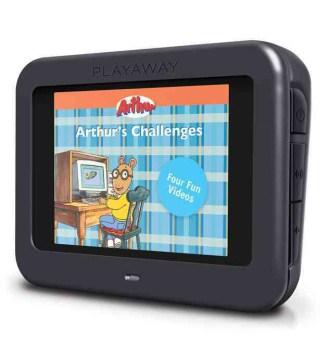 Arthur's challenges.
